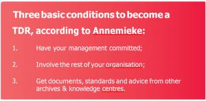 TDR-Annemieke