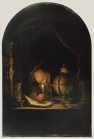 323px-Dou,_Gerard_-_Astronomer_by_Candlelight_-_c._1665